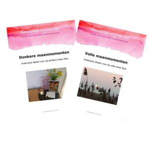 e-boek serie maanmomenten